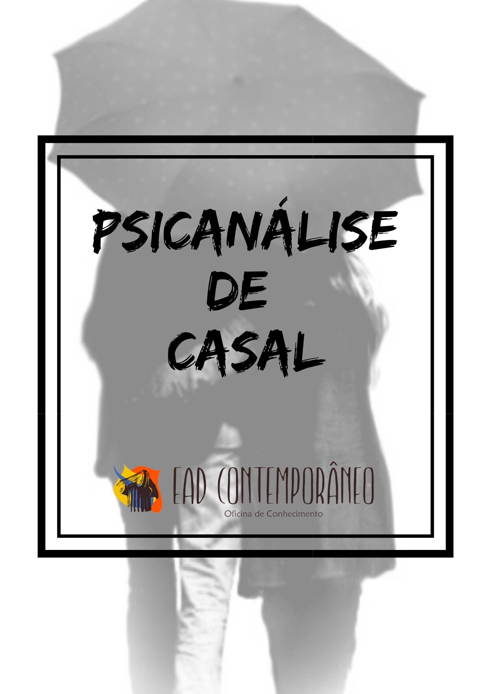 Curso para Psicanálise de Casal