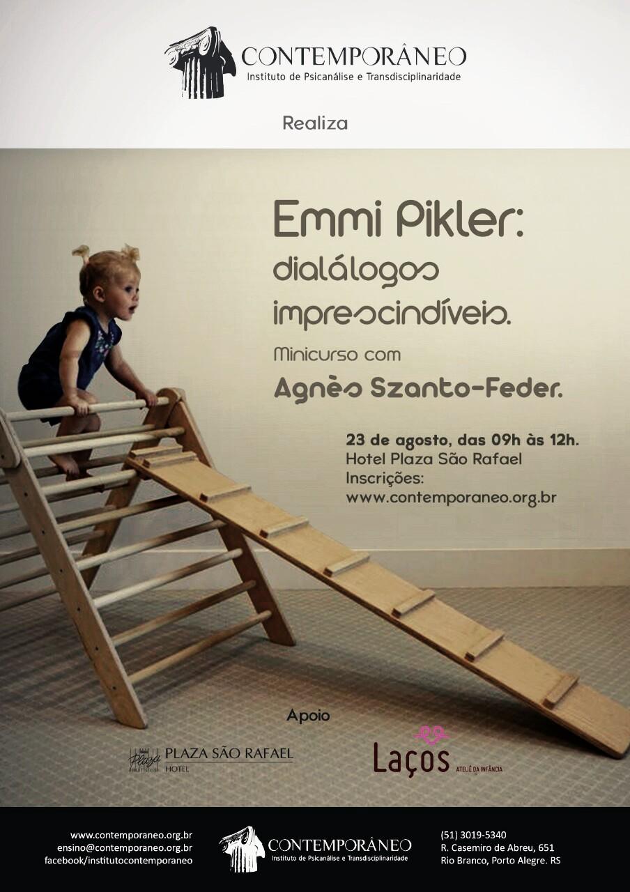 Curso para Minicurso - Emmi Pikler: Diálogos Imprescindíveis